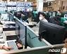 서울아산병원, 서울시립대 생활치료센터에서 근무