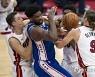 [데일리느바] '45득점 폭발!' 활짝 웃은 조엘 엠비드, 기록으로 보는 1월 13일 NBA