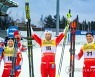 FINLAND CROSS COUNTRY SKIING WORLD CUP