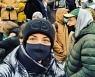 """영하50도 혹한에도.. """"나발니 석방"""" 러 60개 도시서 시위"""