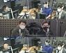 """김준호 """"김대희 수입? 연봉 6천만원"""" 기습 폭로..김대희 """"천만원 올려달라"""" 발끈 ('라디오쇼')"""