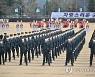 56기 졸업 및 임관식 개최한 육군3사관학교