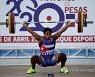 DOMINICAN REPUBLIC PAN AMERICAN WEIGHTLIFTING
