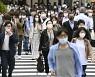 일본열도 코로나19 신규 확진자 1일  6000명대, 누적 사망자 1만 1108명