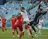 APTOPIX Azerbaijan Wales Switzerland Euro 2020 Soccer