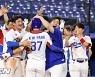 첫 경기 진땀 뺀 한일 야구, 동반 승리하면 '8월2일 한일전'