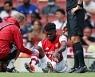 안 풀리는 아스널, 친선경기에서 다친 핵심선수 누구?