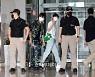 [포토] 방탄소년단, 추석 연휴에 유엔총회 참석