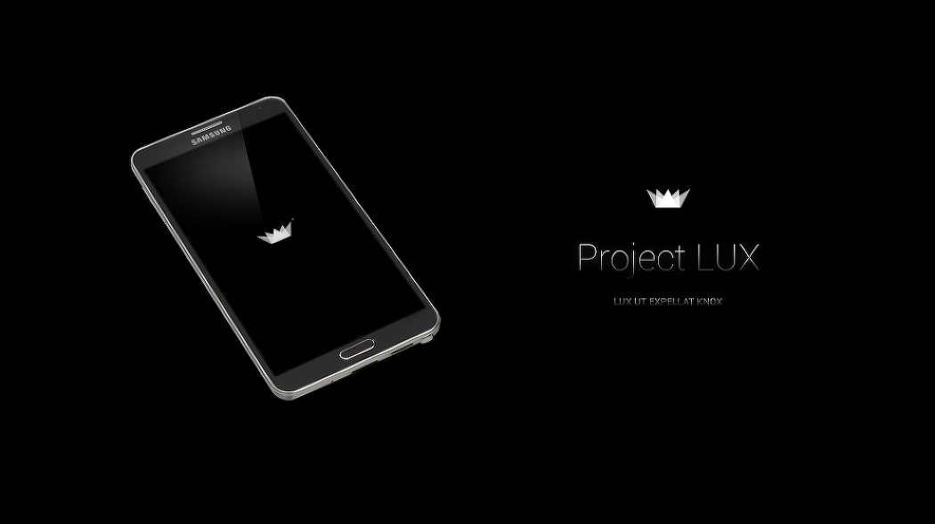 Project LUX: Now You See Me