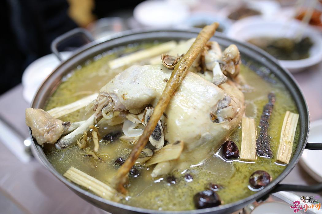 [남양주/팔현리/천마산 맛집] 닭백숙 뿐만 아니라 반찬 하나까지 손맛이 느껴지는 - 다래산장