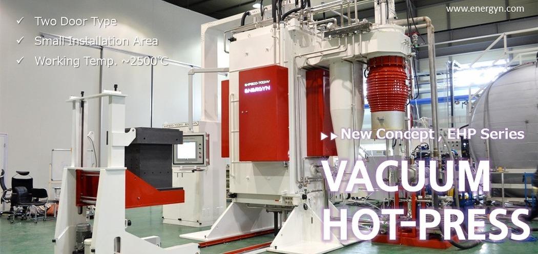 High Vacuum HOT PRESS , 고진공 핫프레스