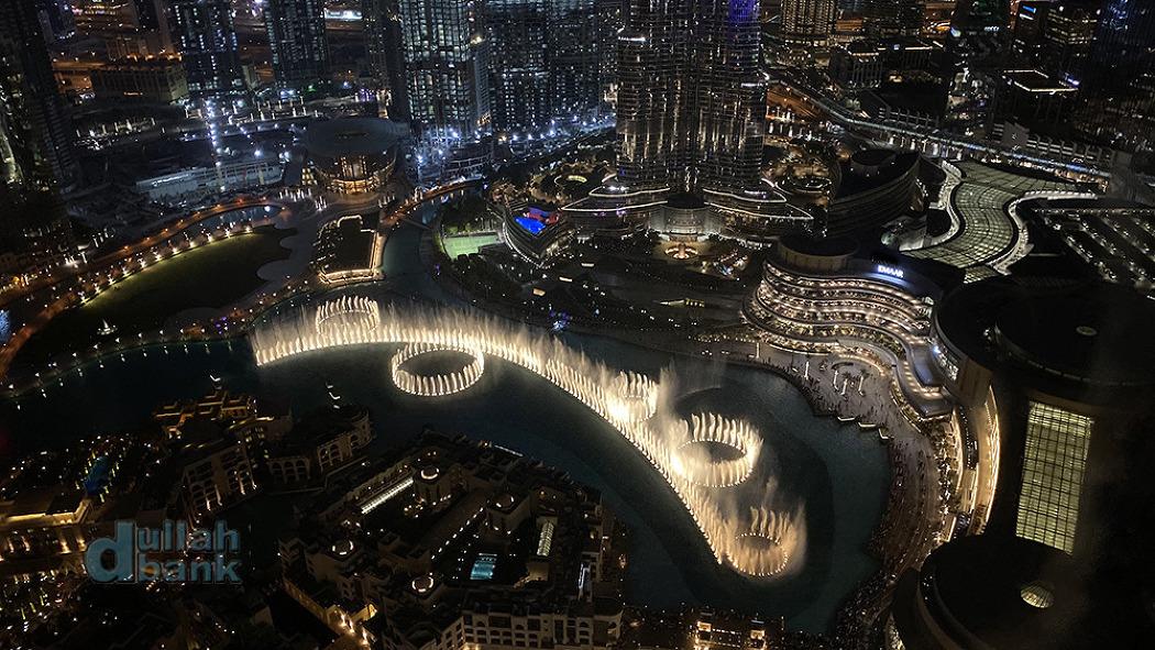 [두바이] 최고의 부르즈 칼리파뷰를 자랑하는 네오스, 그리고 40층 이상에 자리잡은 두바이의 대표적인 스카이바!