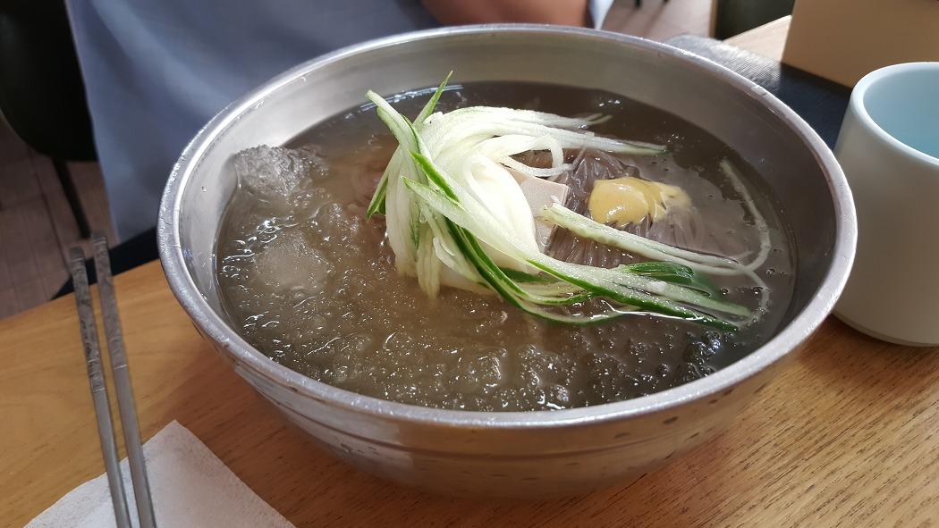 <양수리 맛집> 옥천냉면