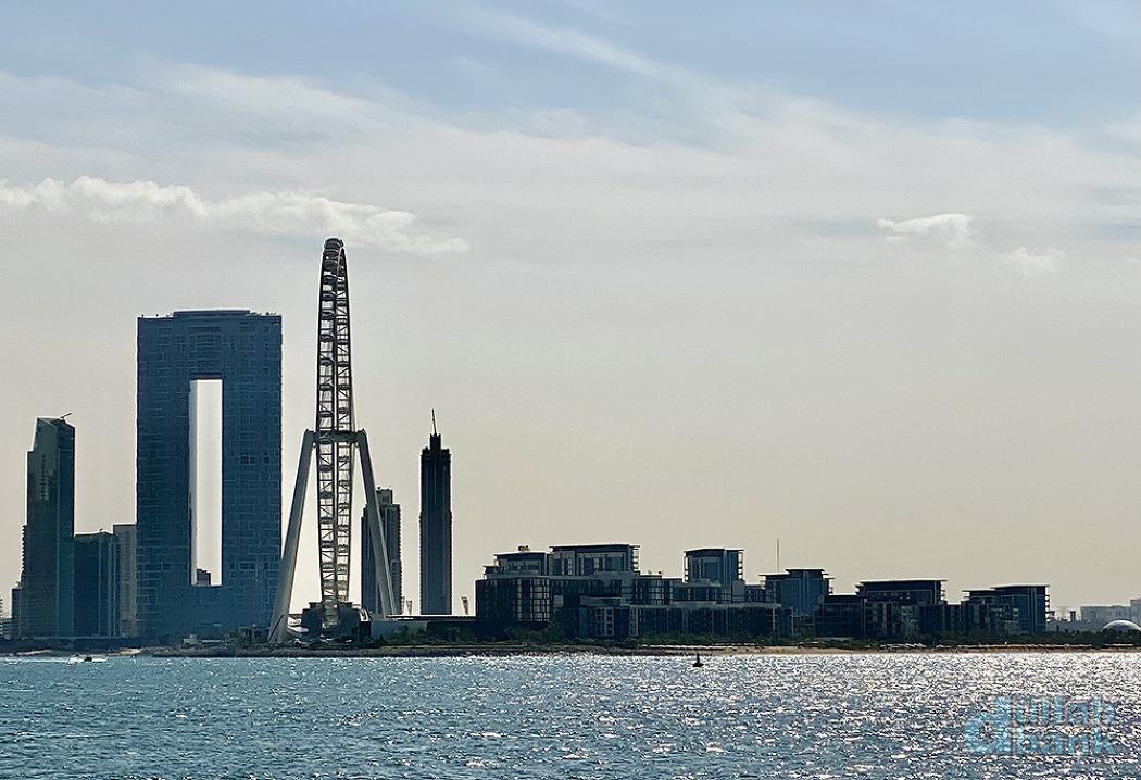 [두바이] JBR 워크와 블루워터 아일랜드가 만나는 곳에 자리잡은 어드레스 호텔 최초의 해변 리조트, 어드레스 비치 리조트!