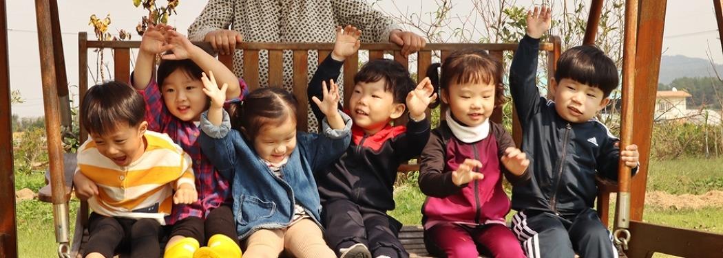 아이들 정서발달에 좋은 고구마 캐기 활동!