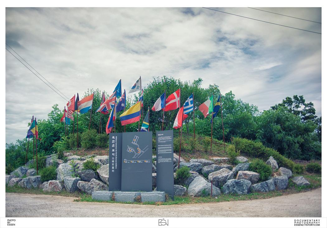북한군 중국군 묘지 / 제네바 협정 / 무장공비..