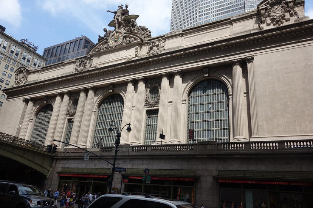 그랜드 센트럴 터미널(Grand Central Terminal)