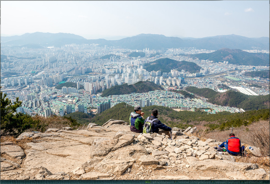 부산 장산