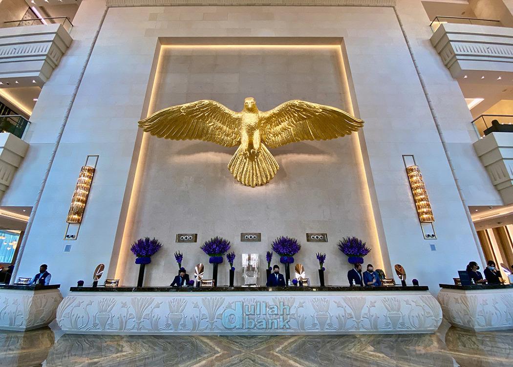 [두바이] 현대 프랑스 호텔과 고대 이집트 유산이 만난 곳, 소피텔 두바이 디 오벨리스크