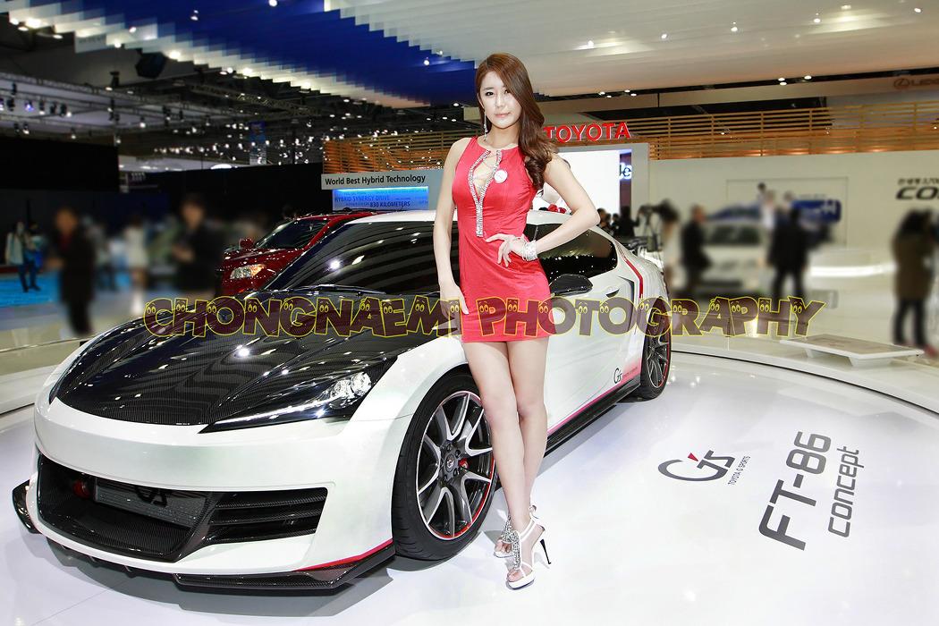 이진_ 2011 서울모터쇼