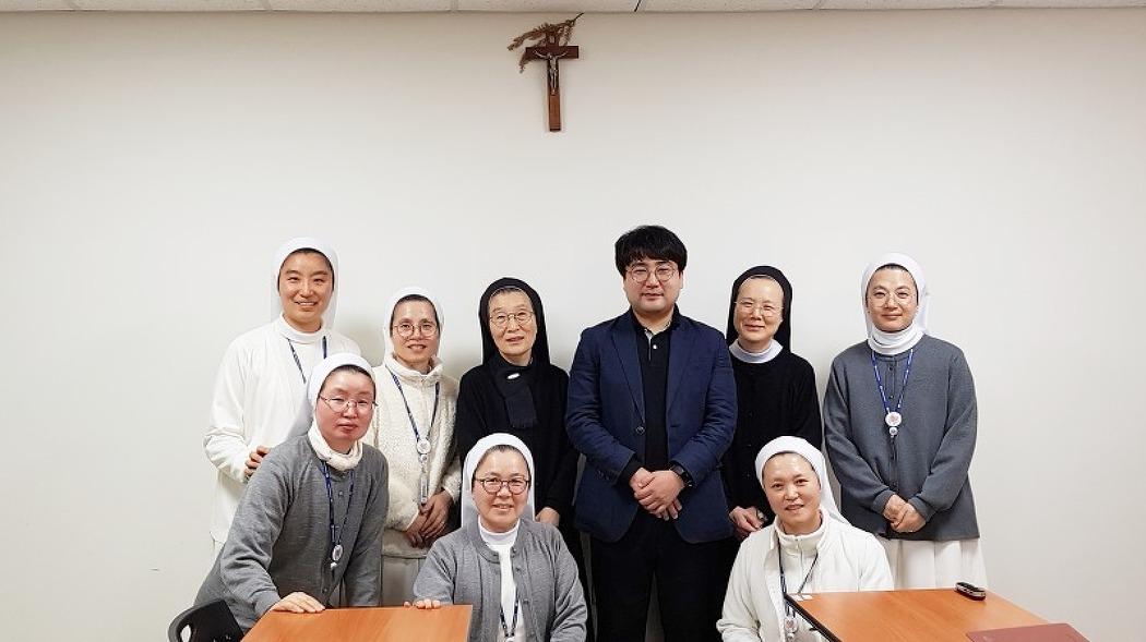 2020. 2. 6 인천성모병원 원목실 웰다잉 특강