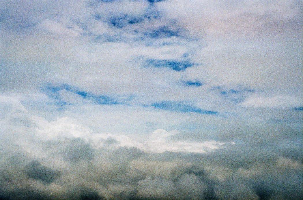 치앙마이 구름