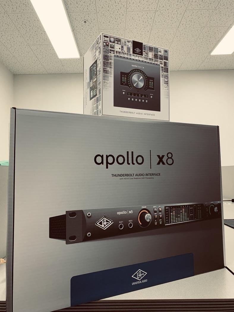 Universial Audio Apollo X8 + Apollo Twin X 6개월 굴린 사용기