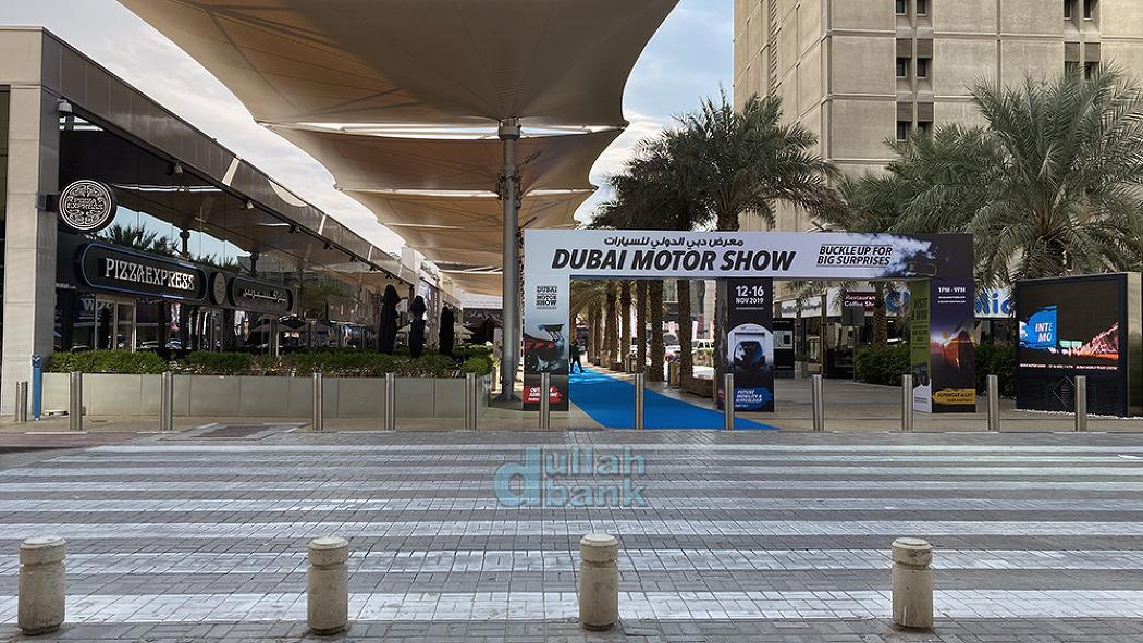 [2019 두바이 국제 모터쇼] 첫 선을 보인 슈퍼..