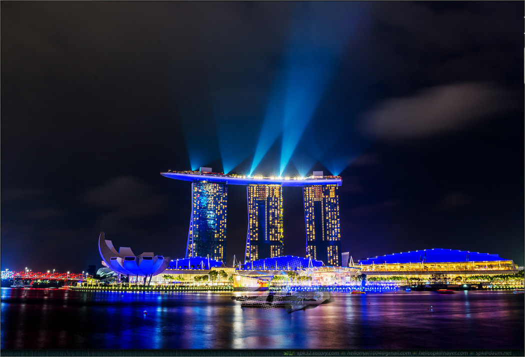 싱가포르 - 마리나 베이 샌즈
