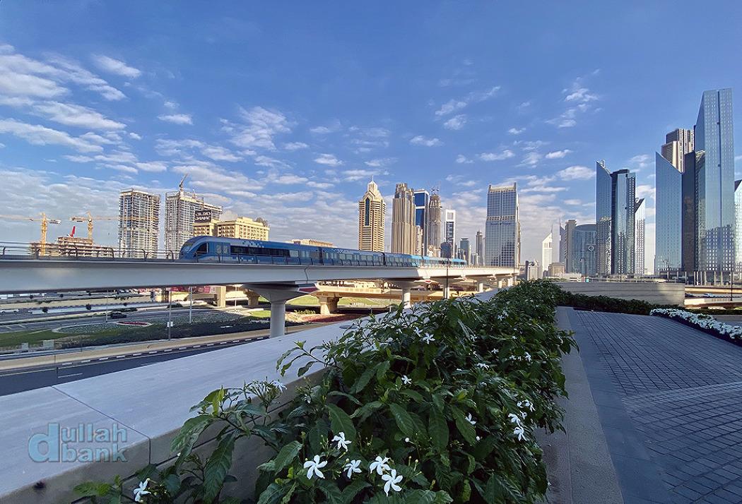 [교통] 두바이 엑스포장으로 연결되는 두바이 메트로 루트 2020, 올 9월 개통!