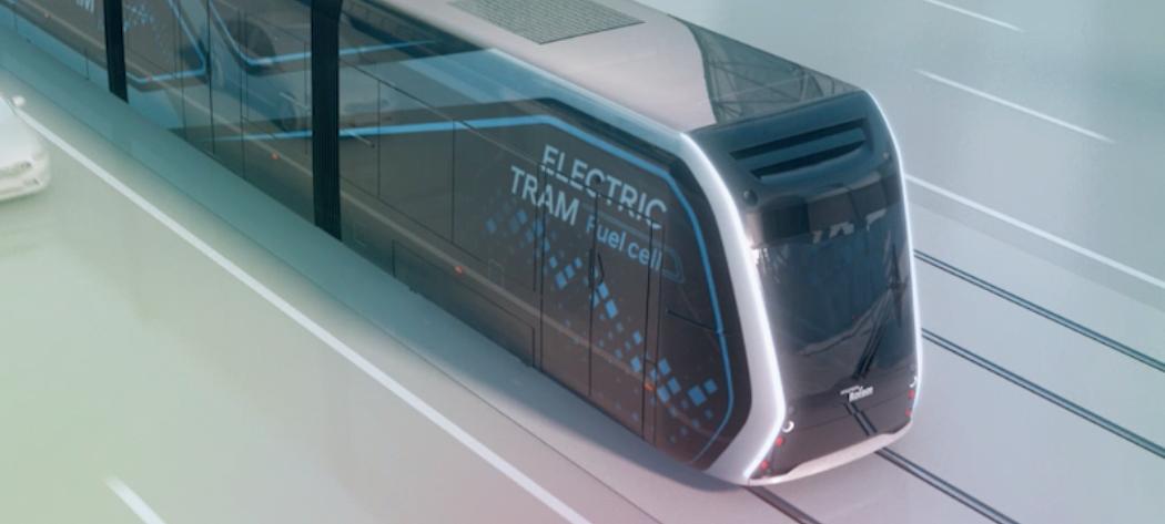 현대로템이 주목한 미래형 철도! 수소전기트램을 만나..