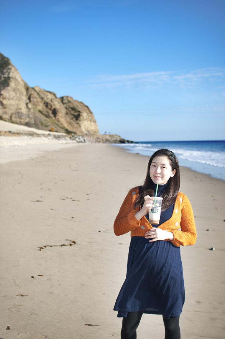 Malibu 바닷가 나들이 2011년 2월 22일