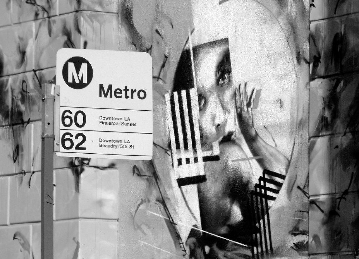 Metro, 7th, LA