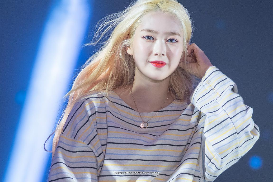 오마이걸 (OH MY GIRL),지호: 2019 양산 삽..