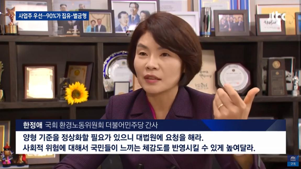 """[JTBC] 12명 숨졌는데 사업주에 '집유'…이유는 """"지역경제 기여"""""""