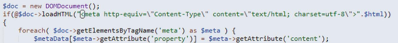[PHP] DOMDocument 한글 오류 한글깨짐 해결법