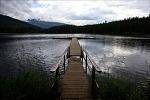 흐린 날의 추억 - Lost Lake, Whistler, Canada