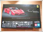 [Tamiya] Enzo Ferrari  10%