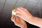 [ Tip.8 ] 우리집 건강한 욕실 만들기! - 음식 재활용 욕실 청소 이야기!