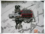 [Tamiya] Enzo Ferrari 50%