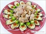 [복날요리] 가지구이 돼지고기쌈/가지구이/돼지고기구이/마늘장아찌/돼지고기저지방부위요리/영양식/메인요리/복날요리