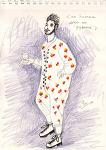 '잠옷 패션'의 프랑스 남자!