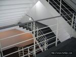 인천 송도컨벤시아(컨벤션 센터) 계단 및 난간공사