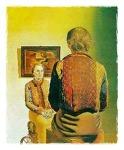 갈라의 기도 | 살바도르 달리(Salvador Dali, 1904-1989)