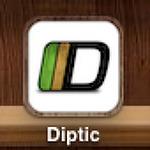 아이폰 - 사진어플 Diptic 두장의 사진을 한장으로!