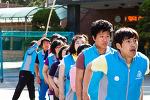 2011년 5월 13일 신망애 자매법인 체육대회 [줄넘기단체전]