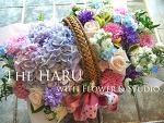 선물용 꽃바구니와 꽃다발 (Korea)