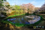 경주 보문정의 또다른 연못~