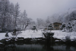 홍천의 어느 겨울 산장...