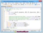 Notepad++ - 쓸만한 무료 텍스트 에디터